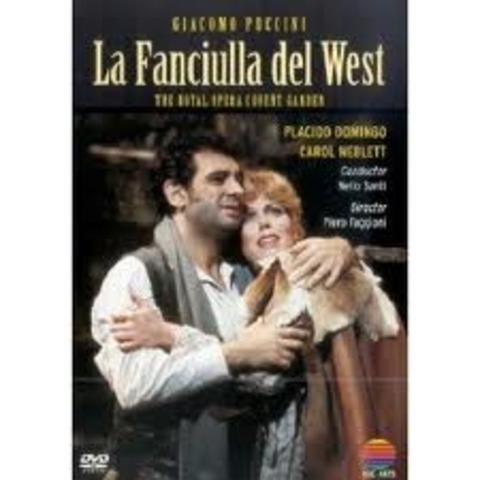 """Opera """"La faciulla del West"""""""