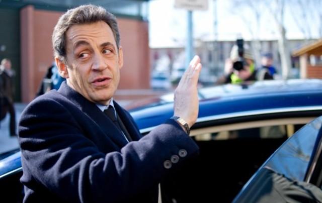 Sarkozy-soutien d'enfants