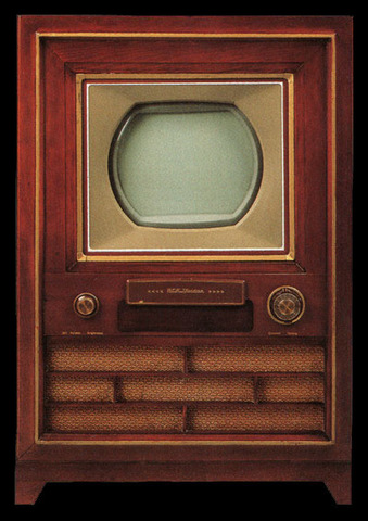 RCA's First Commercial Color TV