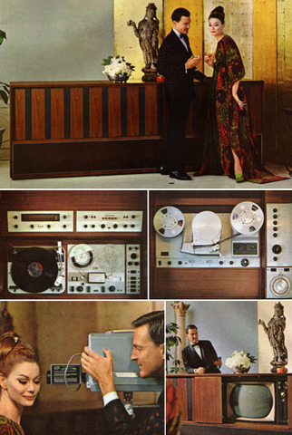 First Consumer-only Video Tape Recorder