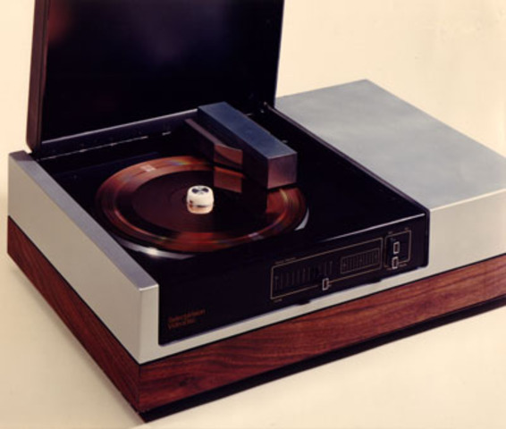"""RCA """"February"""" Prototype CED Player"""