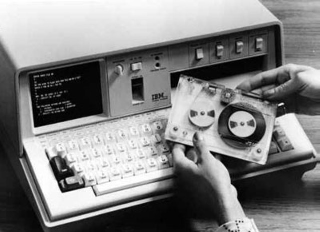 The First IBM PC - Is Released