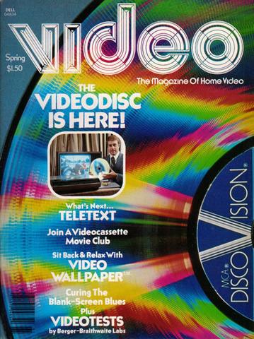 The VideoDisc