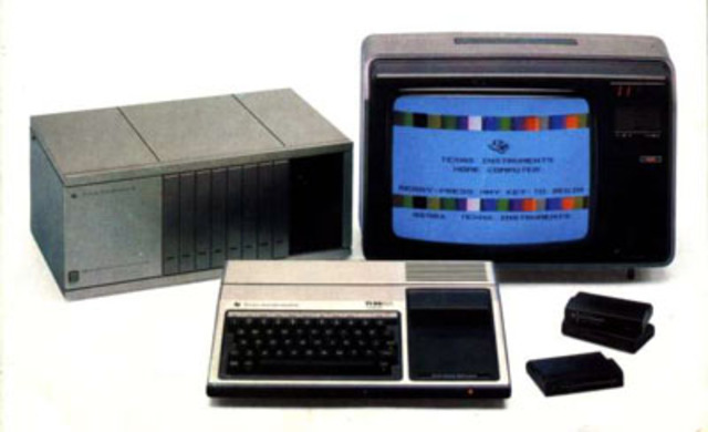 TI99/4A Computer - An Updated Version of the TI99/4