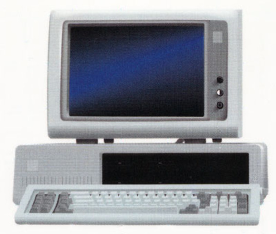 The IBM Personal Computer is Introduced