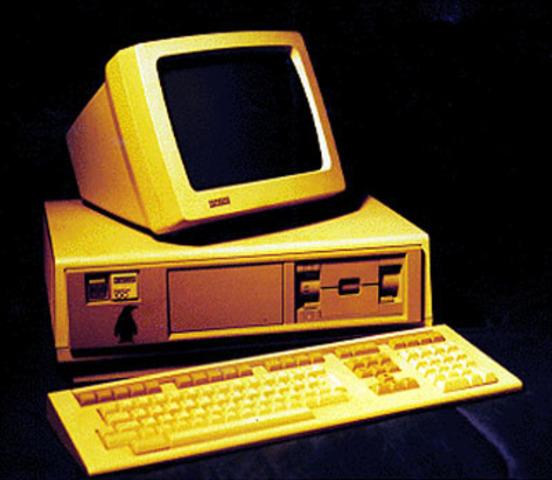 DEC Rainbow Triple Boot Computer