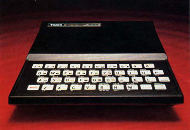 Timex Sinclair Computer for $99.95 is Introduced