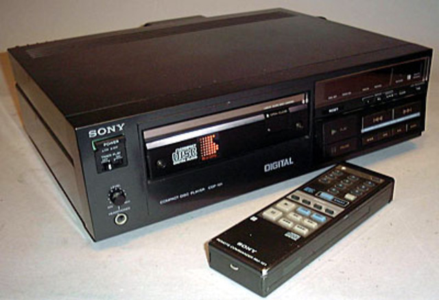 Sony CDP-101 - the Compact Disc is Introduced