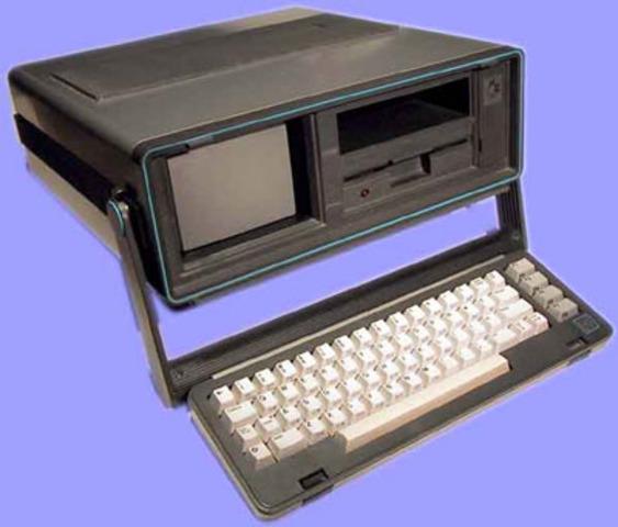 Commodore SX-64 Executive - The First Color Portable Computer