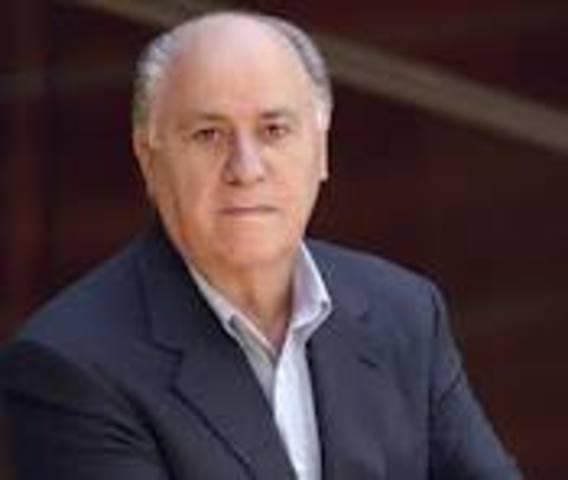 Amancio Ortega Gaona funda una empresa que fabrica prendas de vestir