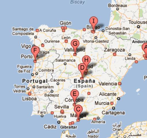 ZARA se extiende por España