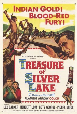 The Treasure of Siver Lake