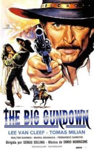 The Big Gundown di Sergio Sollima