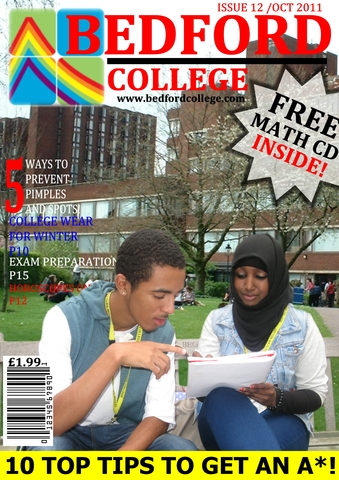 Preliminary Task: Of An LSC Magazine