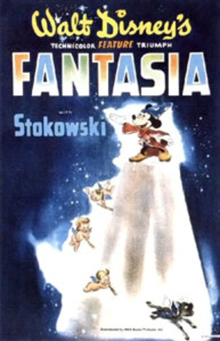 Fantasia was released