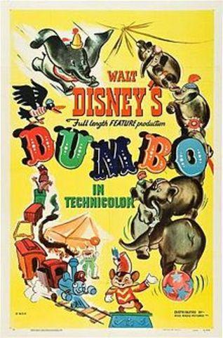 Dumbo was released
