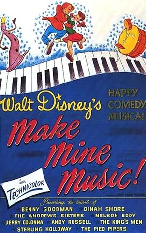 Make Mine Music was released