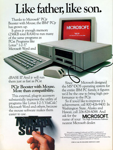 IBM Introduces the PCjr Home Computer