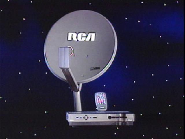 The RCA Digital Satellite System (DSS) Begins Broadcasting