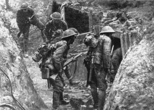 1914-1918 World War I