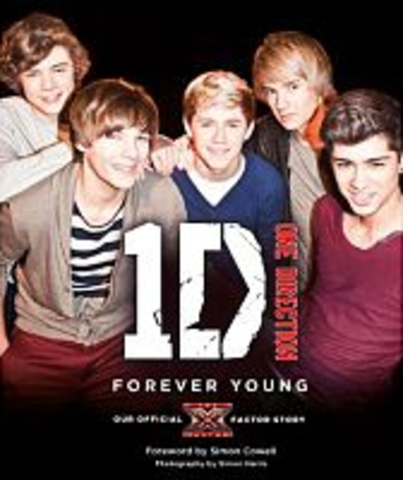 One Direction forever young book is released
