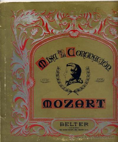 Missa de la Coronació, de Mozart