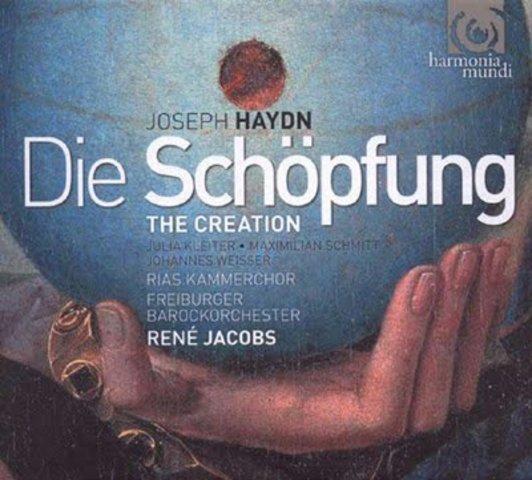 """La creació"", Oratori de Haydn"