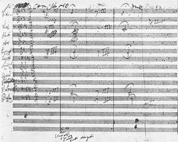Cinquèna simfonia de Beethoven