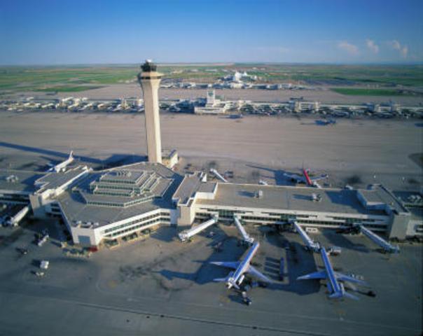 Deregulation of EU Air Travel.