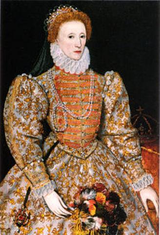 Coronation of Queen Elizabeth 1