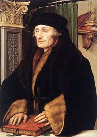 Desiderius Erasumus Dies