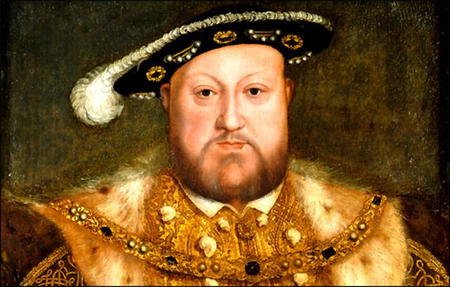 Henry VIII of England Excommunicated