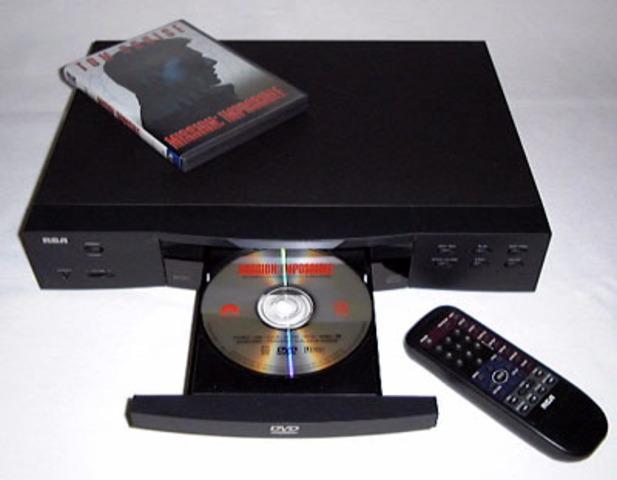 DVD Achieves a Nationwide Market