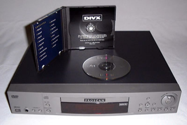 DIVX the Pay-Per-View DVD System is Launched