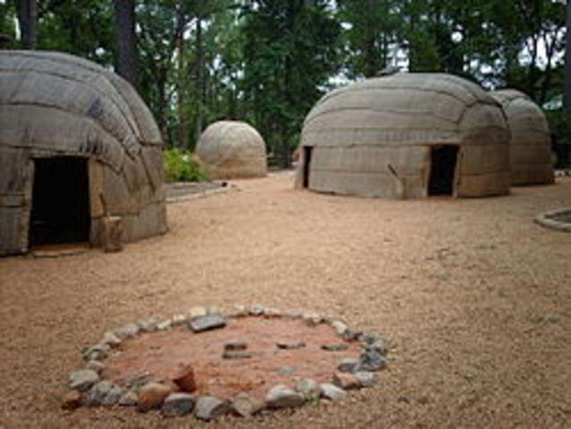 Establishment of the Jamestown Settlement in North America