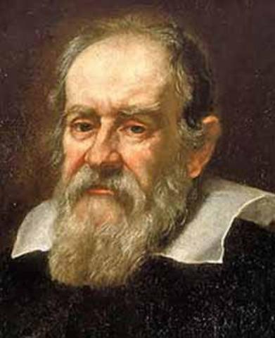 The true genius Galileo Galilei  died