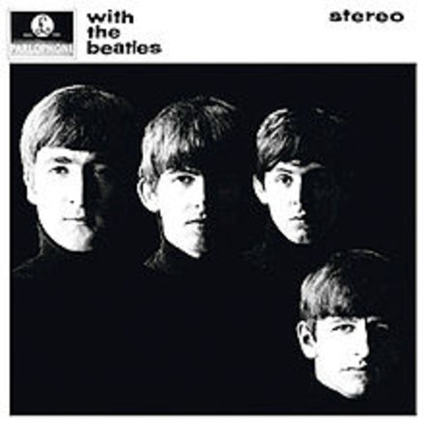 """With The Beatles"""
