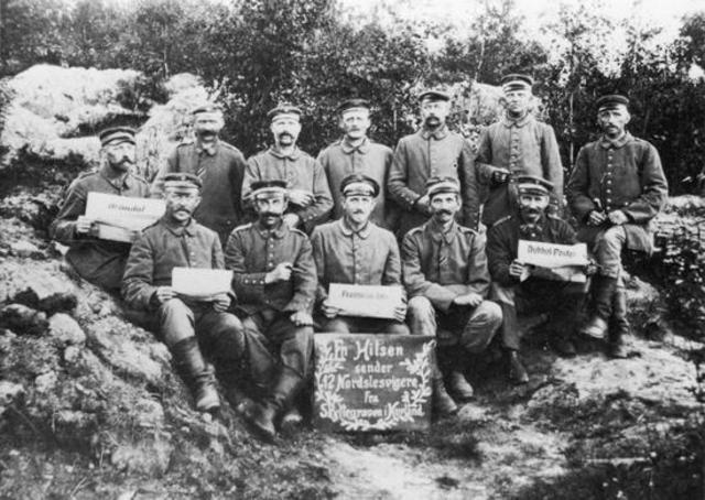 Før første verdenskrig