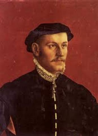 Serving King Henry VIII