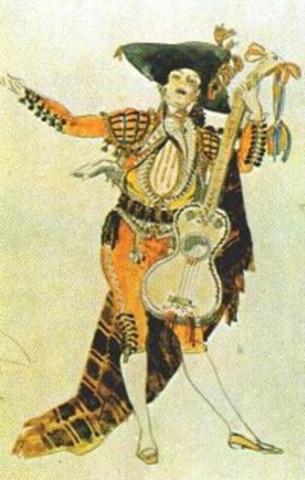 """Estrena de """"Il barbiere di Siviglia"""", de Rossini"""