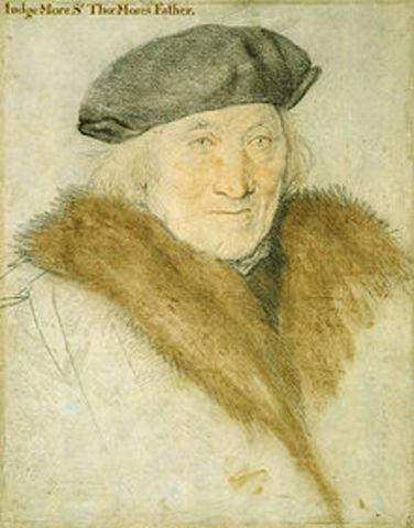 The Birth of Thomas More