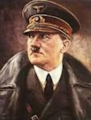 Total control of Germany