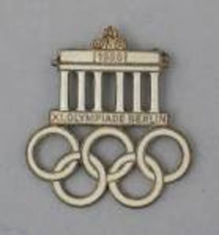 Olympic Games of 1936