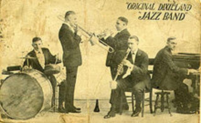 The Original Dixieland Jass Band