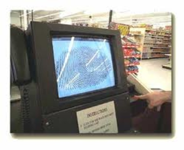 •	Computerized Supermarket checkouts begin to appear