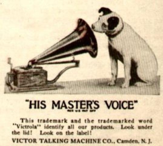 Using the gramophone