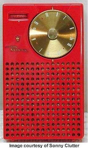 Portable Transitor Radio