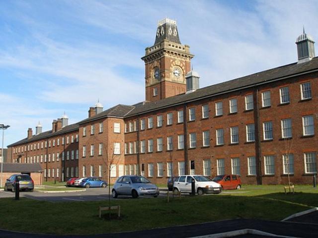 Born in Walton Hospital in Liverpool, England