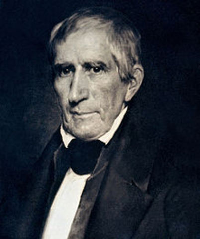 Harrison Land Acts