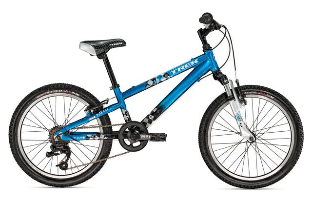 El día que aprendió a montar en bicicleta
